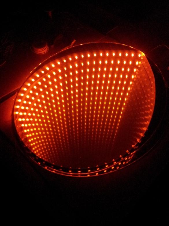 LED in progress