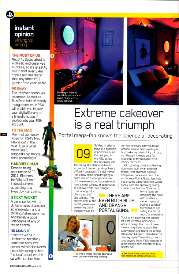 Extreme Cakeover Article